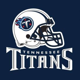 NFL Tennessee Titans Lunch Napkins, 2 ply