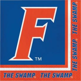 University of Florida Lunch Napkins, 2-Ply