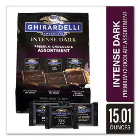 Ghirardelli Intense Dark Chocolate Premium Collection 15.01oz.