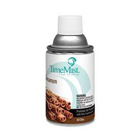 TimeMist® Metered Aerosol Fragrance Dispenser Refills, Cinnamon, 6.6 oz