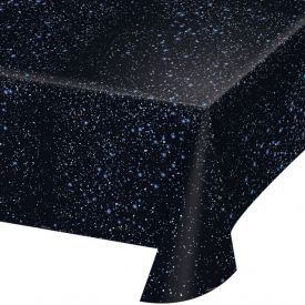 Space Blast Table Cover Plastic 54