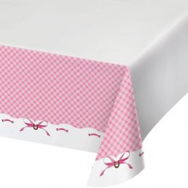Heart My Horse Table Cover, Plastic 54