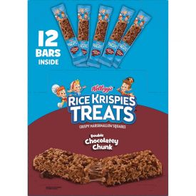 Rice Crispies Treats Double Chocolatey Chunk Treats 3 oz