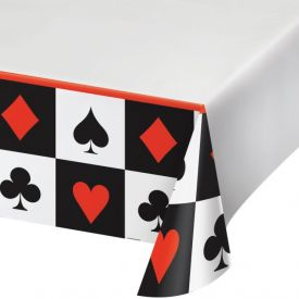 Card Night Table Covers Plastic 54