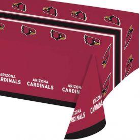 NFL Arizona Cardinals Plastic Table Covers 54