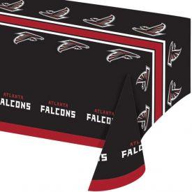 NFL Atlanta Falcons Plastic Table Covers 54