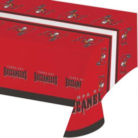 NFL Tampa Bay Buccaneers Plastic Table Cover 54