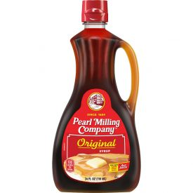 Pearl Milling Company Regular Syrup 24oz.
