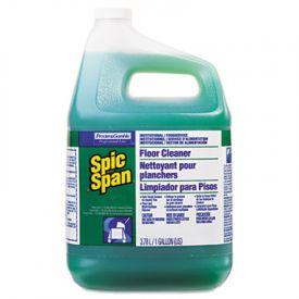 Spic and Span® Liquid Floor Cleaner, 1 gal. Bottle