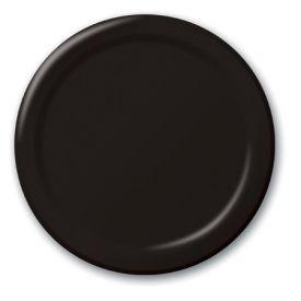 Black Velvet Appetizer or Dessert Paper Plates 7