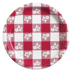 Red Gingham 10