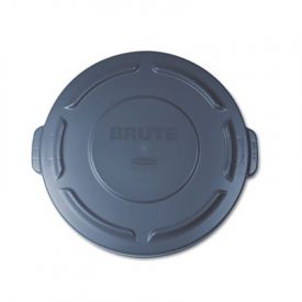 Rubbermaid® Commercial Round Brute Lid, for 20-Gal Brute Cont., 19 7/8