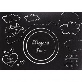 Chalkboard Placemats, Chalkboard