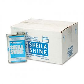 Sheila Shine Stainless Steel Cleaner & Polish, 1 Quart Can