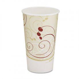 Dart Symphony Paper Hot Cups 16 oz,