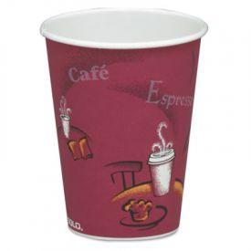 SOLO Bistro Paper Cups 8oz