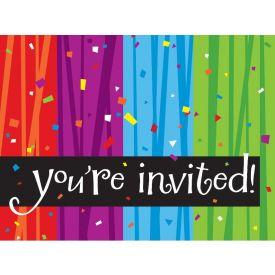 Milestone Celebrations Invitation, You're Invited