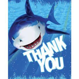 Shark Splash Thank You