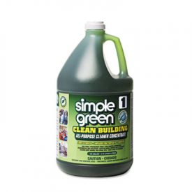 Simple Green; Clean Building All-Purpose Cleaner Concentrate, 1 Gal. Bottle