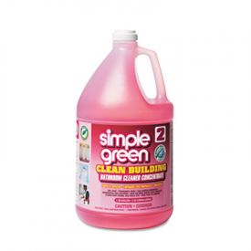 simple green® Clean Building Bathroom Cleaner Concentrate  1 gal. Bottle