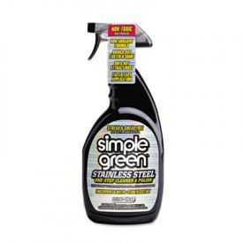 simple green® Stainless Steel  Cleaner & Polish, 32 oz. Spray Bottle