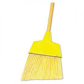 UNISAN Angler Broom, Plastic Bristles, 42