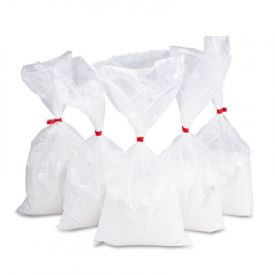 Rubbermaid® Commercial Sand for Smoking Urns, White 5 lb. Bags