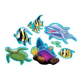 Ocean Party Cutout Assortment