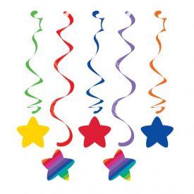 Rainbow Dizzy Danglers, Assorted