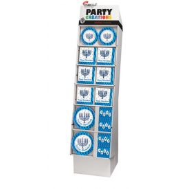 MENORAH 140PC FLOOR DISPLAY