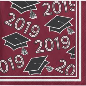 CLASS OF 2019 BEVERAGE NAPKINS