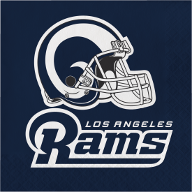 LOS ANGELES RAMS NAPKINS