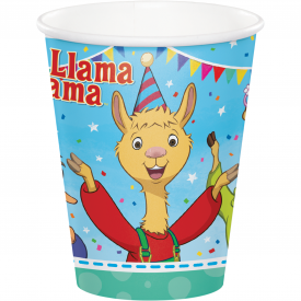 LLAMA LLAMA HOT/COLD CUPS 9 oz