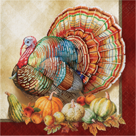 TRADITIONS OF THANKSGIVING NAPKINS