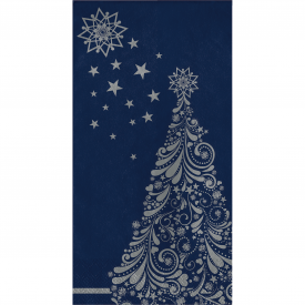 SILENT NIGHT GUEST TOWELS