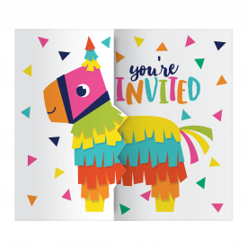 FIESTA FUN INVITATIONS