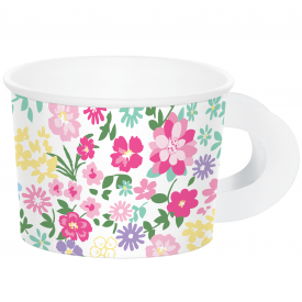 FLORAL TEA PARTY TREAT CUPS