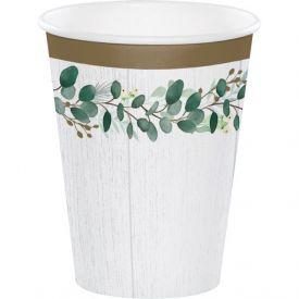 EUCALYPTUS GREENS CUPS