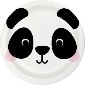PANDA DESSERT PLATES