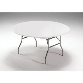 STAY PUT TABLECOVER WHITE, 60