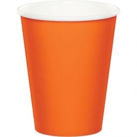 SUNKISSED ORANGE CUPS