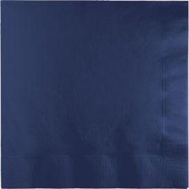NAVY BLUE DINNER NAPKINS 3 PLY