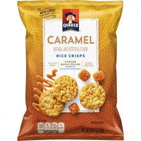 Quaker Mini Caramel Rice Crisps - 0.91oz