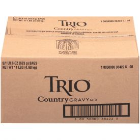 Trio Southern Country Gravy Mix - 1.37 lb
