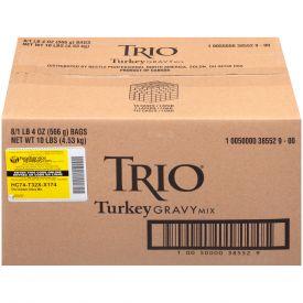 Trio Turkey Gravy Mix, 1.25 lb