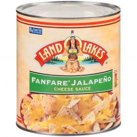Land O Lakes Fanfare Jalapeno Cheese Sauce - 6.62 lb