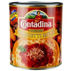 Contadina Deluxe Spaghetti Sauce - 106oz