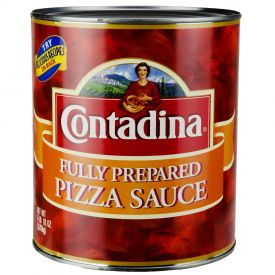 Contadina Fully Prepared Pizza Sauce - 106oz