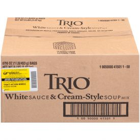 Trio White Sauce & Cream-Style Soup Mix - 16oz