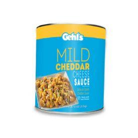 Gehl Original Mild Cheese Sauce - 106oz